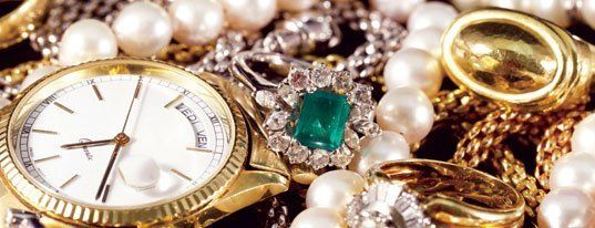 Watches, Jewelry