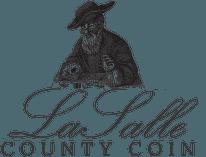 La Salle County Coin  Logo