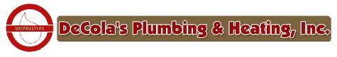 DeCola's Plumbing & Heating Inc.-Logo