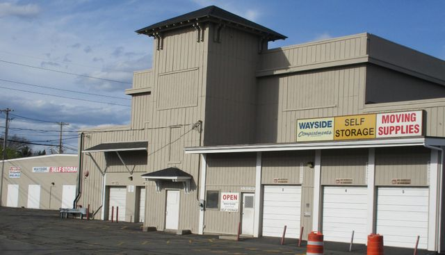 & Wayside Compartments Inc. | Self Storage Units | Malden MA