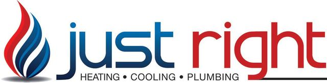 Just Right Heating Cooling & Plumbing - Logo