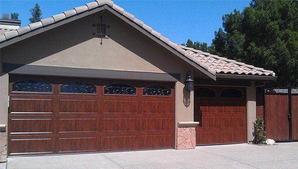 Garage Doors Sectional Doors Oakley Ca