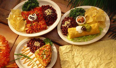 Mexican Entrees
