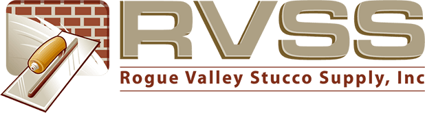 Rogue Valley Stucco Supply logo