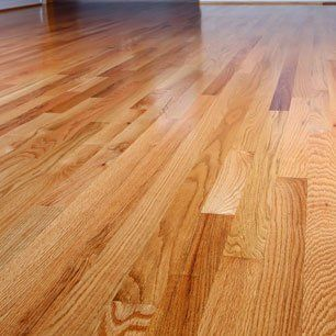 Complete floor finishing service