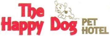Happy Dog Pet Hotel - logo