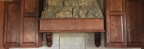 Decorative Hood And Range Cabinets Prescott Az