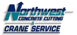 Northwest Concrete Cutting & Crane Service logo