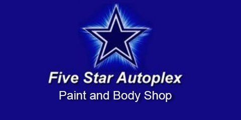Five Star Autoplex Bodyshop-Logo