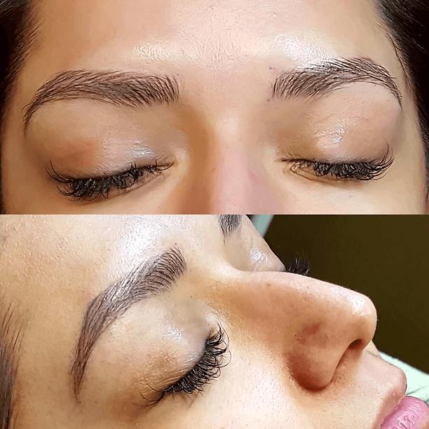 Permanent Makeup Brow Microblading Severance Co