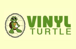 Vinyl Turtle