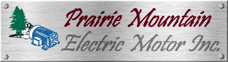 Prairie Mountain Electric Motor  Inc. - Logo