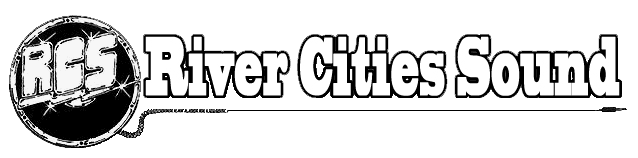 River Cities Sound  - logo