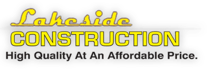 Lakeside Construction - Logo