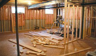 room addition construction