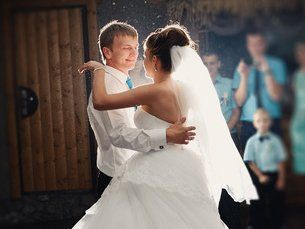 Bride and Groom Dances