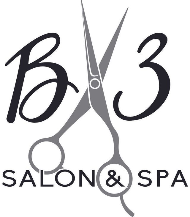 B3 Salon & Spa - Logo