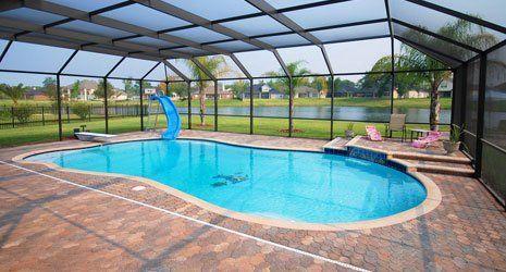 Professional Patio Amp Pool Enclosures Rescreening Pensacola