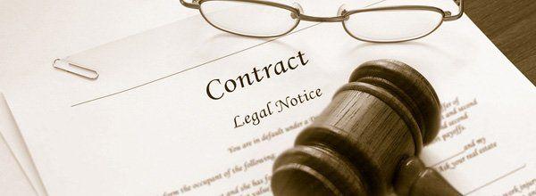 Civil Litigation Services | Contract Disputes | Xenia, OH