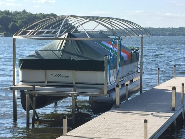 Pontoon Enclosures | Pontoon Covers | Pine River, MN