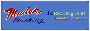 Mudek Trucking & J J Recycling - Dumpster Rental Minneapolis MN