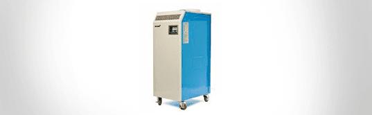 Portable Heat Pump System