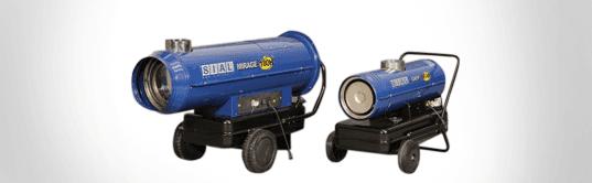 Light-Duty Diesel Heaters