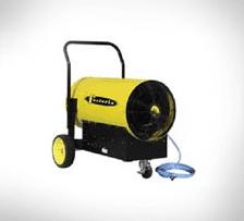 Fostoria Heavy-Duty Electric Heaters
