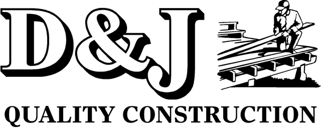 D U0026 J Quality Construction   Logo