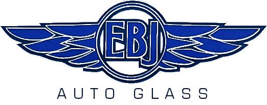 EBJ Auto Glass - Logo