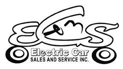 Electric Car Sales & Service - Logo