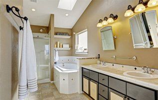 Terks Contracting Construction Inc New Port Richey FL - Bathroom remodel new port richey