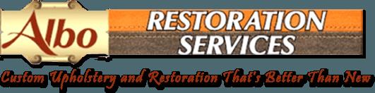 Albo Restoration Services | Auto Upholstery | Mundelein, IL