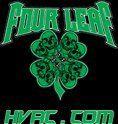 Four Leaf Heating & Cooling-Logo