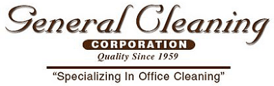 General Cleaning Corporation logo