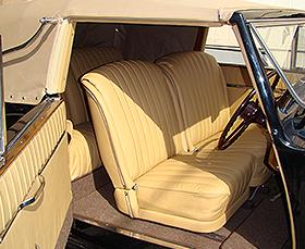 Hot Rod Auto Upholstery