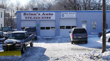 Brian's Auto Transmissions office