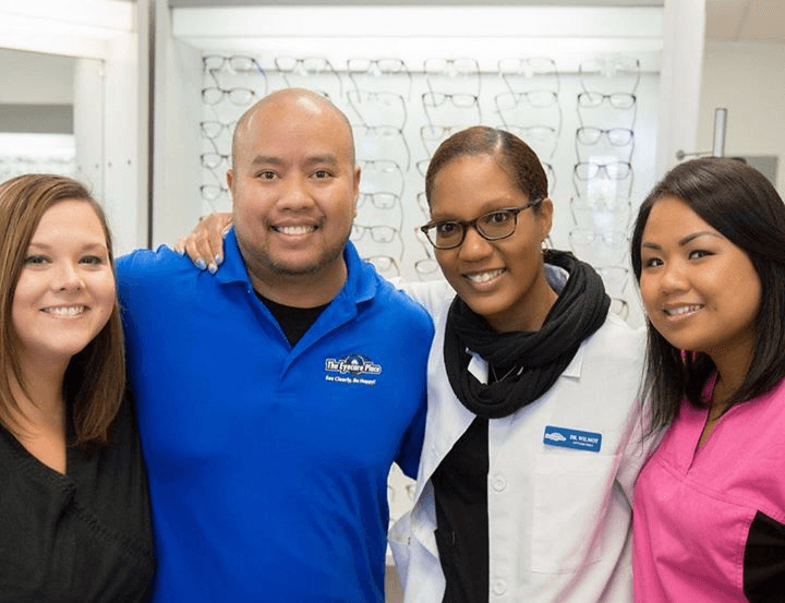 Optometry staff