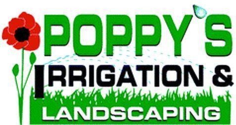 Poppy's Irrigation & Landscaping, inc - Logo