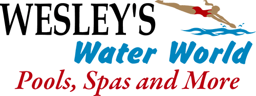 Wesley's Water World - logo