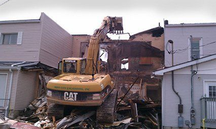 Damage Restorations