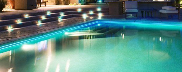 Pool Lighting Spa Lights Daytona Beach Fl