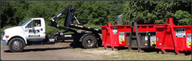 dumpster delivery in Toms River