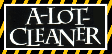A-LOT-CLEANER INC - Logo