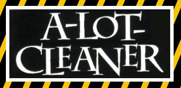 A-LOT-CLEANER INC - Logo