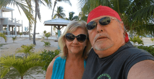 Frank and Linda