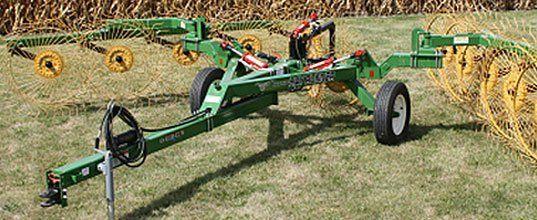 Hybrid Hay Runner | Hay Rakes | Ogden, IL