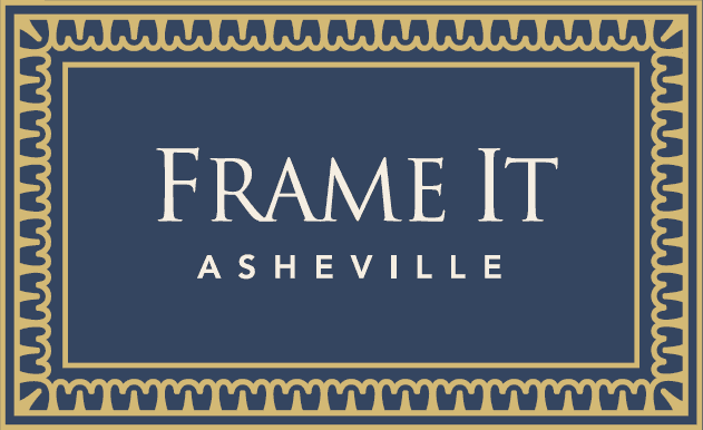 Frame It Asheville - Logo