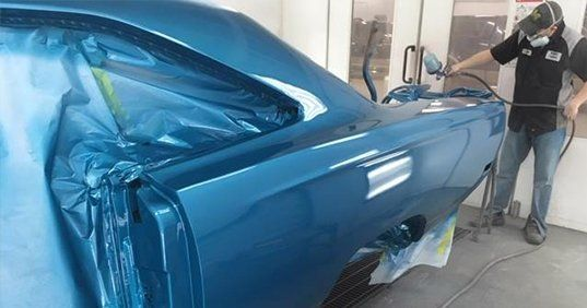 Paint Work | Custom Auto Painting | Cadillac, MI