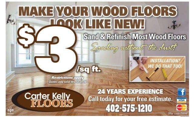 Carter Kelly Flooring Hardwood Floors Council Bluffs Ia Omaha Ne